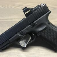 Glock 19 Gen5 MOS mit Optik (Vixen ehem. Docter - Made in Germany)